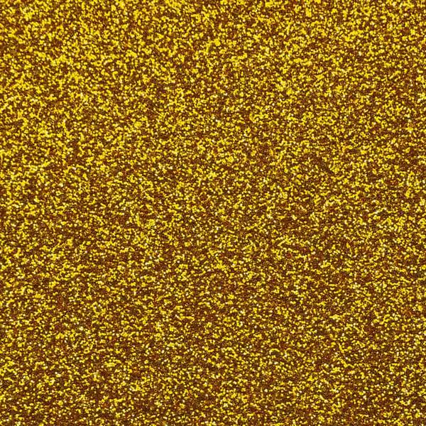 Klebefolie Glitzer 7082 - Glitzer gold