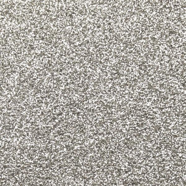 Klebefolie Glitzer 7039 - Glitzer silber