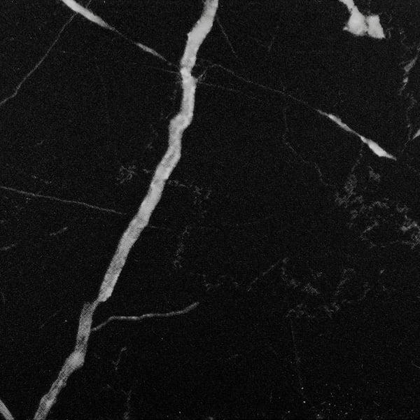 Klebefolie Marmor 3022 - schwarz