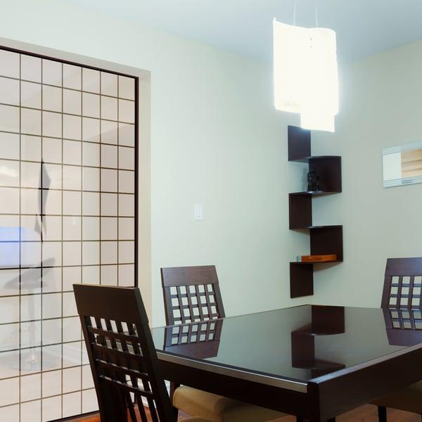 Sichtschutzfolie im 180x180mm Quadrat Design – Weiß